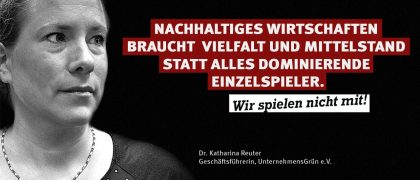 Dr. Katharina Reuter | UnternehmensGrün e.V.