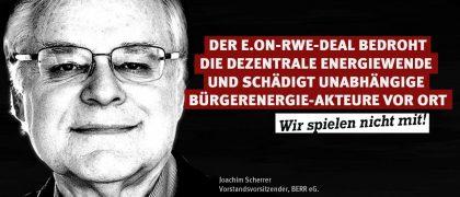 Joachim Scherrer | BERR eG.