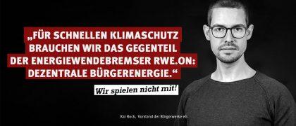 Kai Hock | Bürgerwerke eG