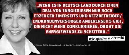 Leonora Holling | Bund der Energieverbraucher e.V.