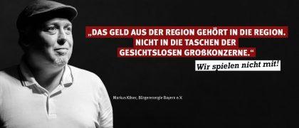 Markus Käser | Bürgerenergie Bayern e.V.