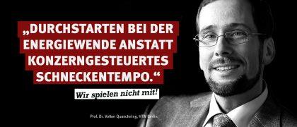 Prof. Dr. Volker Quaschning | HTW Berlin