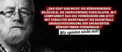Peter Wortmann | Regionalenergie Elbe-Weser gGmbH