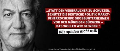 Gunnar Harms | Bündnis Bürgerenergie e.V.