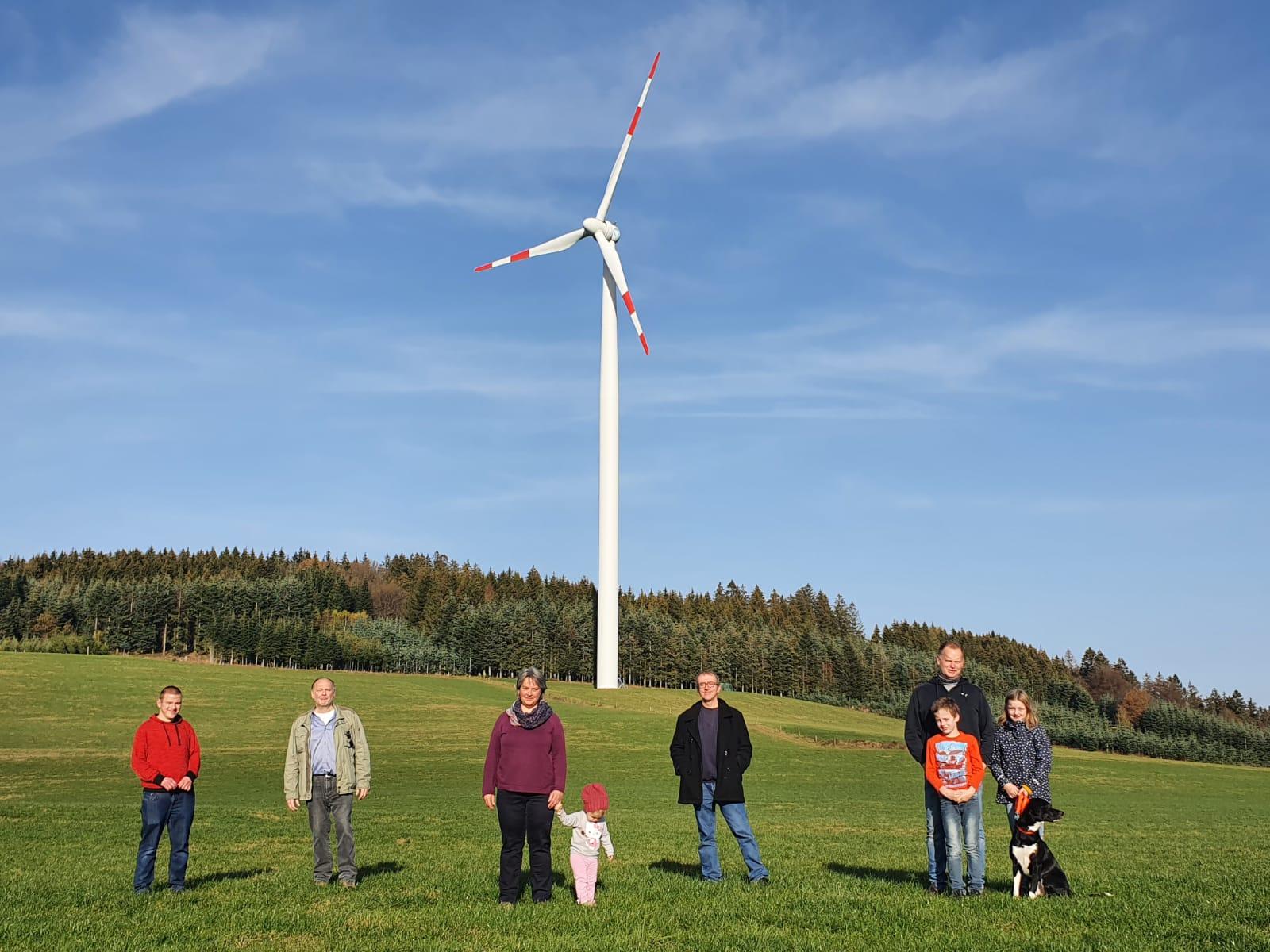 Erneuerbare Energien Verein Oberruhr e.V. (ErEnVO)